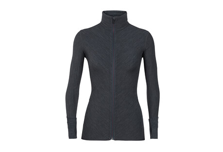 Descender LS Zip - Women's
