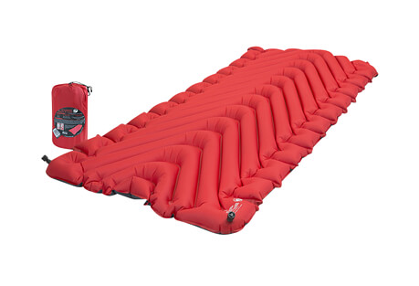 Insulated Static V Luxe Sleeping Pad