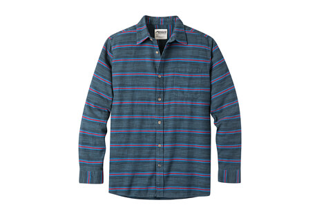 Lundy Flannel Shirt - Men's