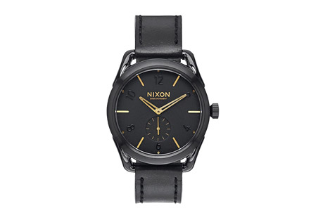 C39 Leather Watch