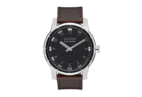 Patriot Leather Watch