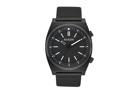 Brigade Leather Watch