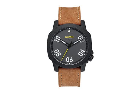 Ranger 40 Leather Watch
