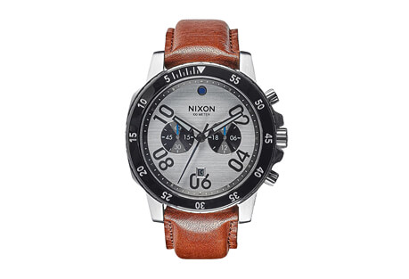 Ranger Chrono Leather Watch