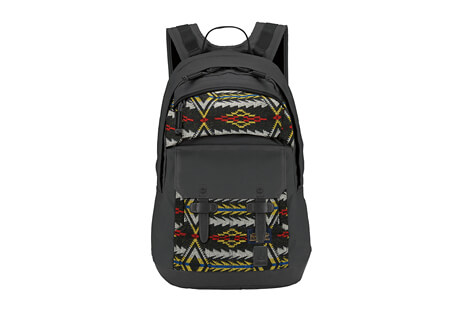 Nixon Pendleton Collab West Port Backpack