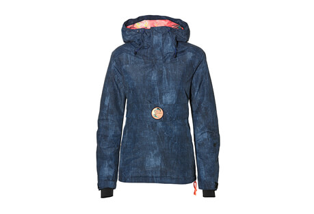 Frozen Wave Anorak Jacket - Women's