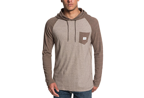 Michi Long Sleeve Hooded Top - Men's