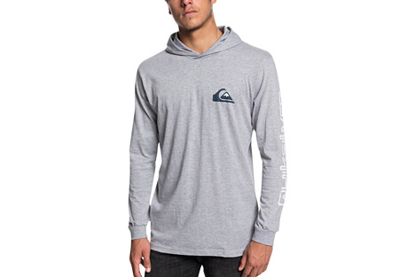 Vice Versa Long Sleeve Hooded Tee - Men's