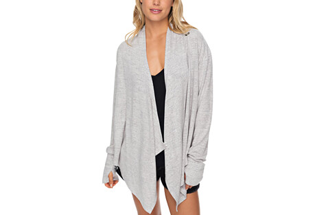 Feel It All Around Waterfall Front Cardigan - Women's