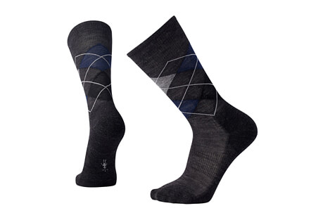 Diamond Jim Crew Socks