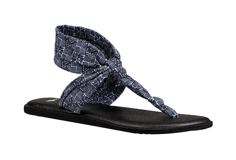 Sanuk Yoga Sling Ella Prints Sandals - Women's