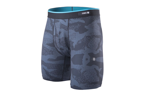 Leopard Camo Boxer Brief - Men's
