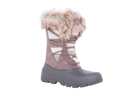 Fully Wooly Ice Cougar Boots - Women's