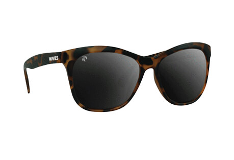 Cat Eye Polarized Floating Sunglasses - Women's