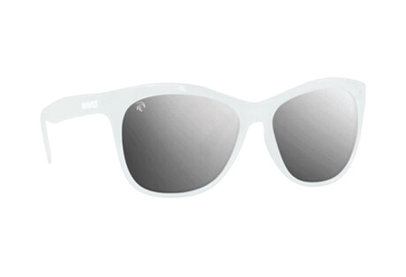 Floating Polarized Cat Eye Sunglasses